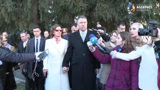 Iohannis despre faptul că a fost huiduit la Iaşi: Sunt foarte bucuros că în România avem o democraţie vie