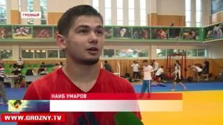 Олимпийская сборная России по дзюдо проводит подготовительные сборы в Чечне