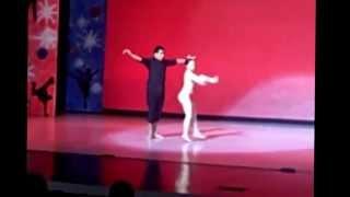 Jacob Artist contempory dance  // The Violin // 2009