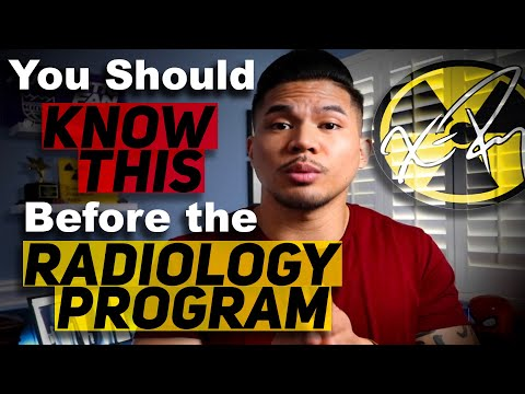 DO NOT START THE RADIOLOGY PROGRAM | X-RAY | until you watch this! (Bonus tip at the end)