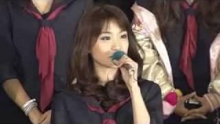 AKB48 マジすか学園 制作発表 前田敦子 大島優子 篠田麻里子 小嶋陽菜