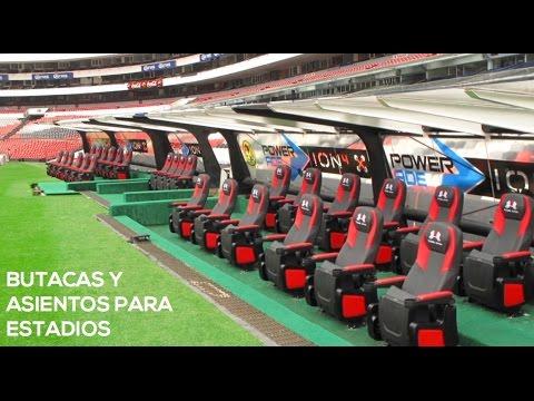 Butacas Para Estadios - Mobiliario