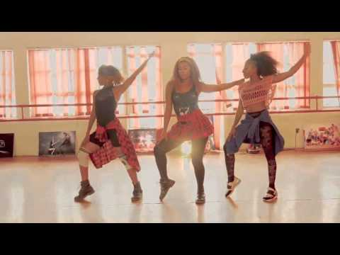 G.G.B Dance Crew - Show by Victoria Kimani (Dance Cover)