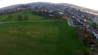 preview picture of video 'quadcopter blythe hill'