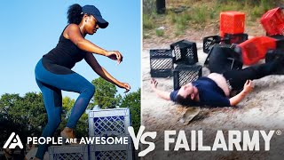 Milk Crate Wins Vs. Fails & More! | People Are Awesome Vs. FailArmy