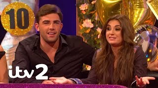 Celebrity Juice | Jack and Dani Play Master & Miss With Danny Dyer! | ITV2