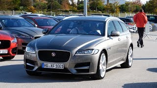Flying To Portugal To Drive The New Jag XF Sportbrake