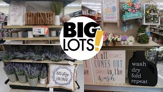 BIG LOTS * NEW FINDS/ BROWSE WITH ME