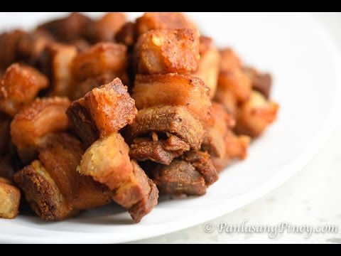 Tulapho (Crispy Fried Pork)