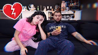 IGNORING MY WIFE PRANK (NO TALKING, CLEANING OR TAKING CARE OF THE KIDS!!!)