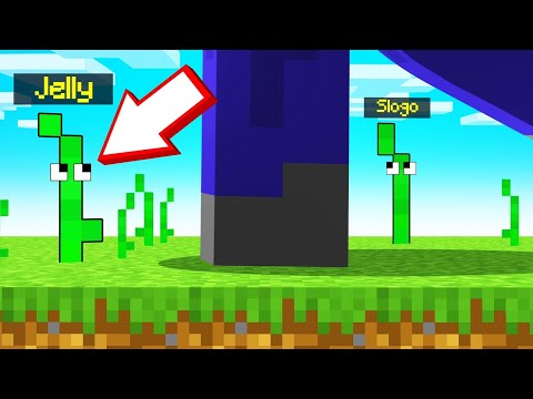 TINY CAMO HIDE AND SEEK In MINECRAFT! (Impossible)