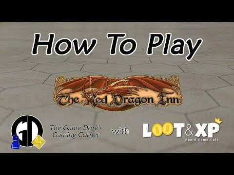 The Game Dork's Gaming Corner - How to Play: Red Dragon Inn