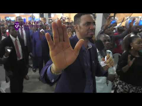 NOT MY HEAD NOT MY BLOOD DAY 1 | Dr. Chris Okafor prays for viewer all over the world