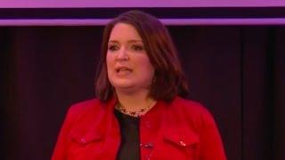 Recycling Doesn't Matter - So What Does?   Terra Heilman   TEDxMtHoodSalon