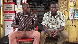 Kwaku Manu Aggressive  with Too Much (Ganja Town)