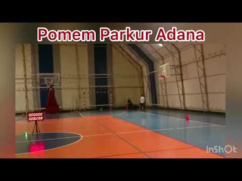 POMEM PARKUR ADANA (Yeni 2018)