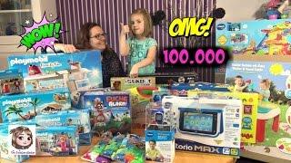 100.000 ABONNENTEN VERLOSUNG ♡ Viele Gewinne als Dankeschön an euch ♡