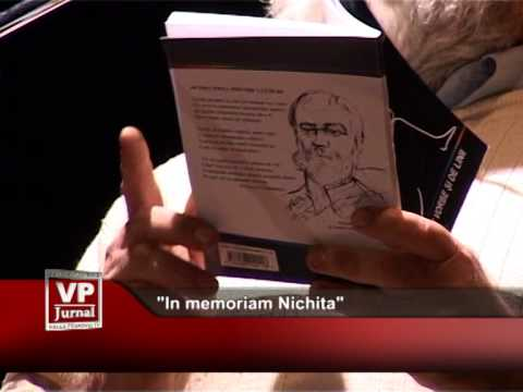 """In memoriam Nichita"""