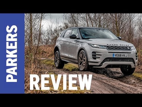 Land Rover Range Rover Evoque SUV Review Video