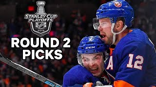 NHL Stanley Cup Playoffs Round 2 Predictions w/ Steve Dangle   Steve's Dang-Its SPECIAL