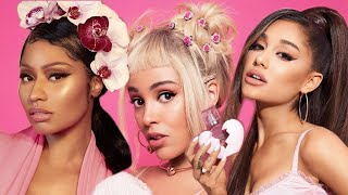 Doja Cat, Nicki Minaj, Ariana Grande - say so