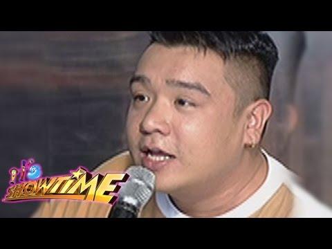 It's Showtime Ansabe: Vandolph Quizon