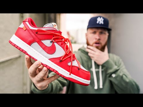 THE BEST OFF WHITE NIKE SNEAKER OF 2019?!