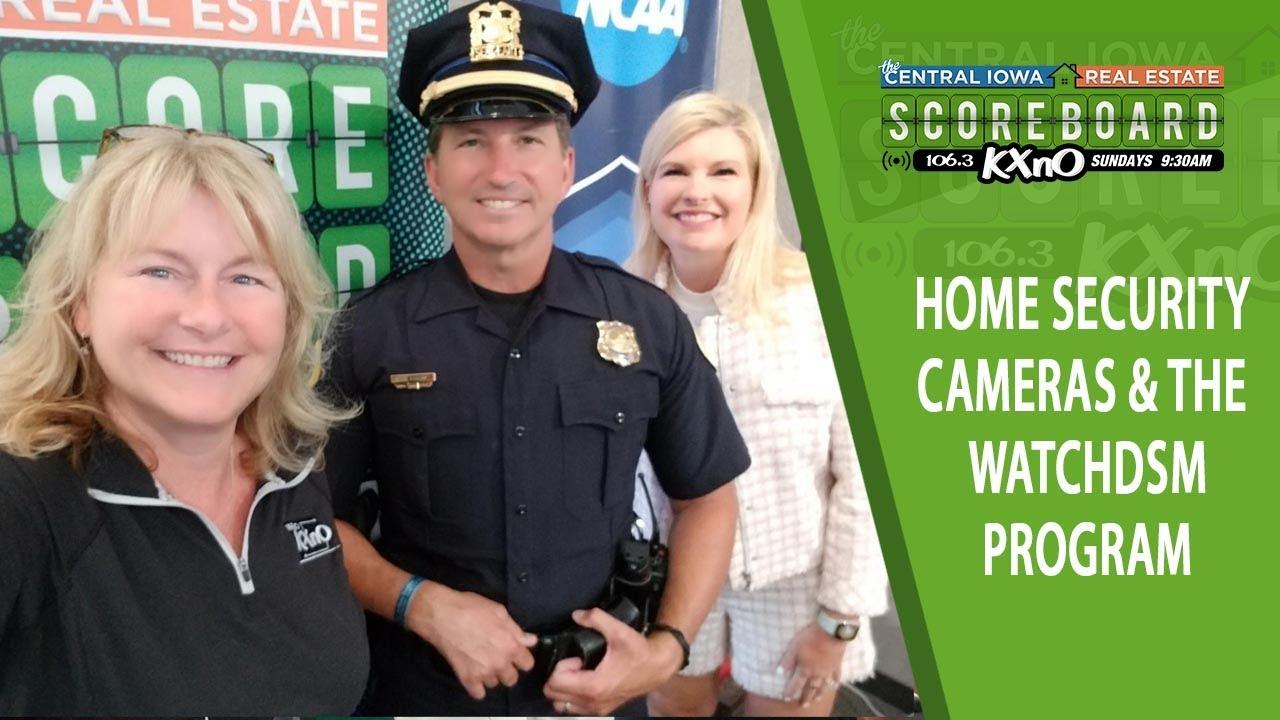 Home Security Cameras & the WatchDSM program