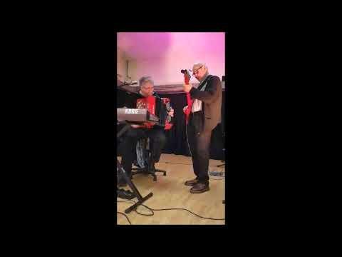 Leilo et Patrick petit délire Balances Pa1000 Korg FR4xRoland Guitare et Saxo