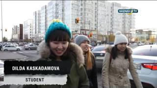 """""""My day in Kazakhstan"""" #4 (12.12.15)-Kazakh TV-eng"""