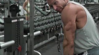 Aaron's Road to Pro--The Final Workout and Posing