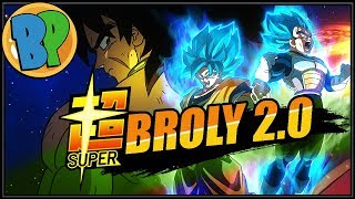 BROLY IS BACK!! THE NAME OF THE 2018 MOVIE IS REVEALED