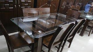 Latest Dining Table Design Wholesale Price । কম দামে ভালো মানের ডাইনিং টেবিল কিনুন । ফার্নিচার