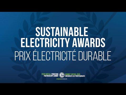Sustainability Electricity Awards