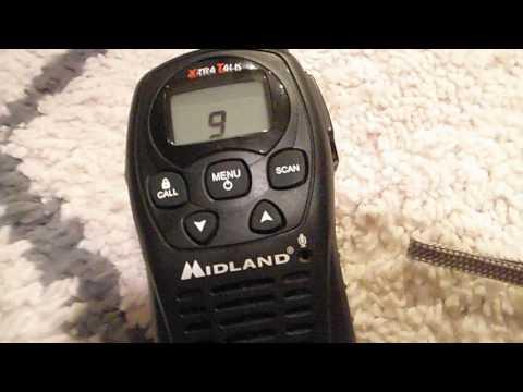 midland walkie talkie review