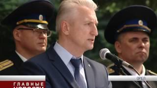 Выпуск молодых офицеров состоялся в орловской Академии ФСО