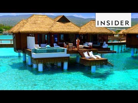 Enjoy a Caribbean Cabana Getaway