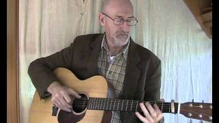 String-Share Boogie in A - Jim Bruce Blues Guitar Lessons