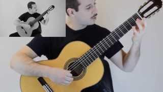 "Como tocar ""No me compares"" de Alejandro Sanz en guitarra"
