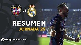 Highlights Levante UD vs Real Madrid (1-0)