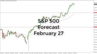 S&P500 Index - S & P 500 Technical Analysis for February 27 2017 by FXEmpire.com