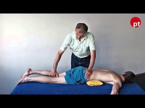 Muskelkater im Hüftbereich