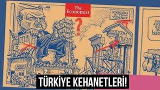 The Economist 2020 kapağındaki TÜRKİYE KEHANETİ?