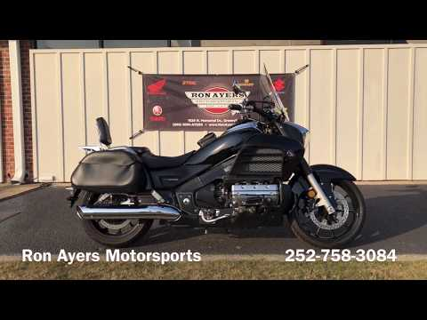2014 Honda Gold Wing® Valkyrie® in Greenville, North Carolina - Video 1