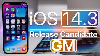 iOS 14.3 GM (Release Candidate) is Out! - What's New?