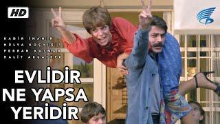 Evlidir Ne Yapsa Yeridir - HD Türk Filmi