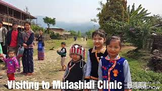 FAME DIRECTOR VISITING MULASHIDI CLINIC (MEDICAL MISSION)