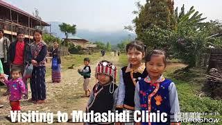 FAME DIRECTOR VISITING MULASHIDI CLINIC (MEDICAL MISSION)