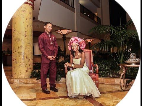 NIGERIAN TRADITIONAL WEDDING || LYDIA & KELCEY