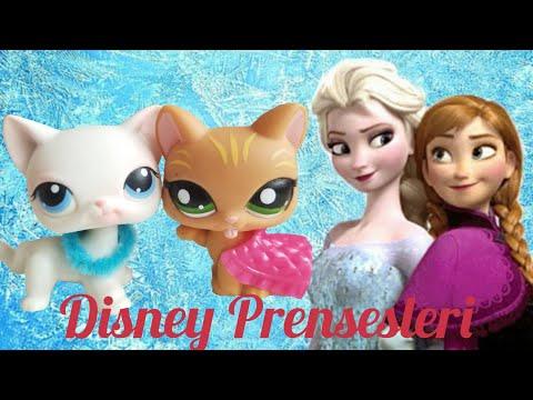 Minişler: Prensesler (Parodi)????